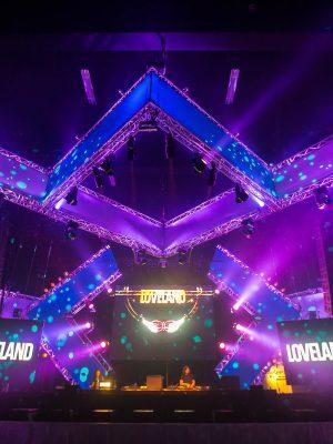 Lighting Dutchmen Loveland NYE